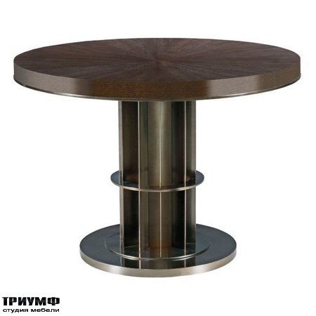 Американская мебель Hammary - LINDSEY ADJ.HT COUNTER DINING TABLE