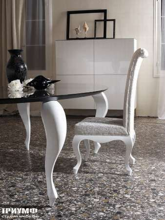 Итальянская мебель Noir Cattelan Italia - Стул Cloe`