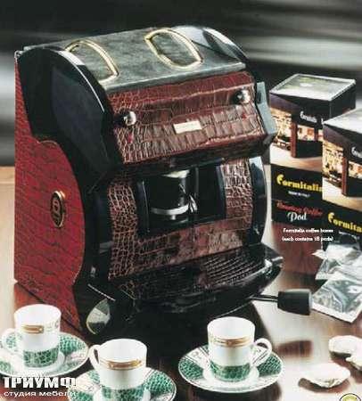 Итальянская мебель Formitalia - Машина для приготовления кофе