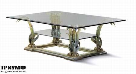 Итальянская мебель Chelini - стол арт FTBY 476