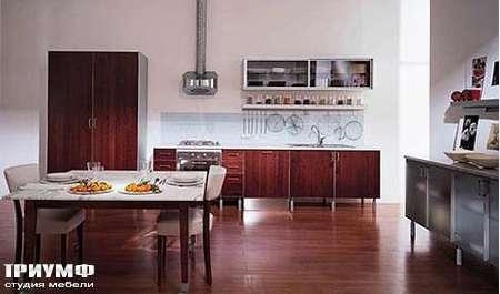 Итальянская мебель Driade - Кухня в дереве