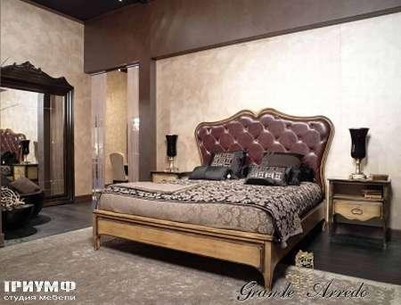 Итальянская мебель Grande Arredo - Кровать Dharma