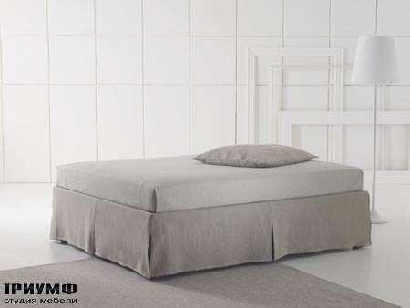 Итальянская мебель Orizzonti - кровать Sommier Major