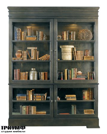 Американская мебель Lillian August - Sterling Grand Cabinet