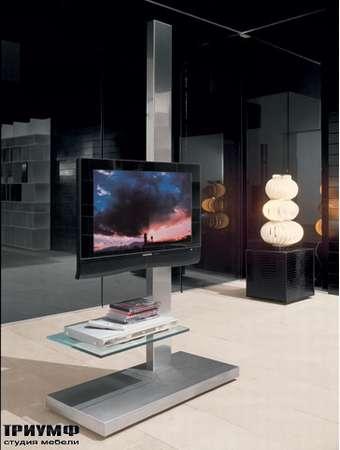 Итальянская мебель Cattelan Italia - Панель под ТВ Dolce-vita