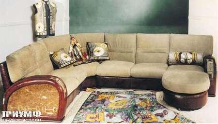 Итальянская мебель Formitalia - Диван Claridge