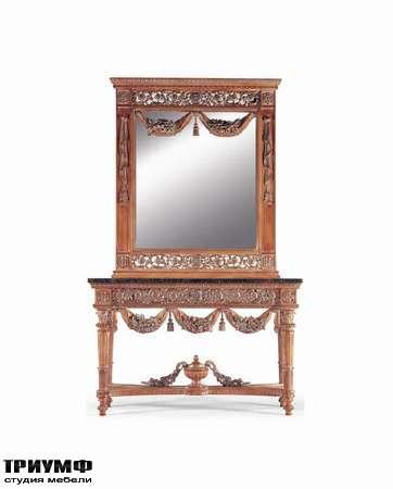 Итальянская мебель Jumbo Collection - Консоль малая Roxana