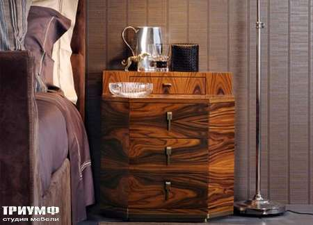 Итальянская мебель Mobilidea - Прикроватная тумбочка manatthan арт.5086