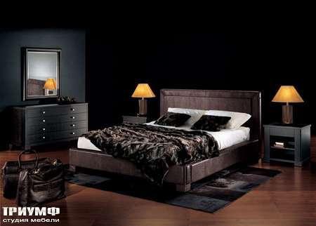 Итальянская мебель Smania - Кровать Edoardo