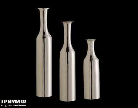 Итальянская мебель Cantori - декоротивные бутыли Fiume
