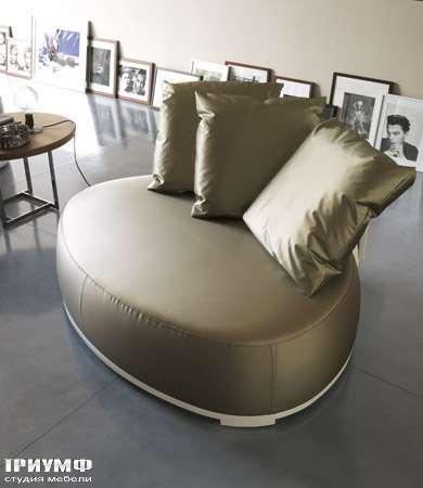 Итальянская мебель Porada - Кресло big bea