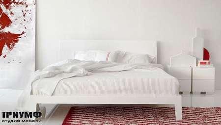 Итальянская мебель Olivieri - Кровать Leon