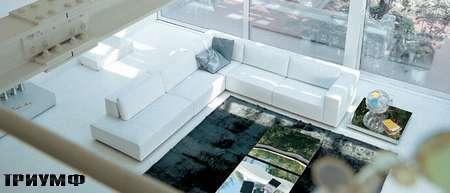 Итальянская мебель Rivolta - диван Milano