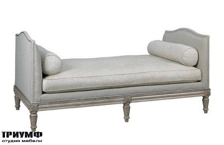 Американская мебель Lillian August - Belvedere Day Bed