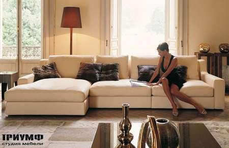 Итальянская мебель Love Luxe (Longhi) - Диван угловой наборный Baron