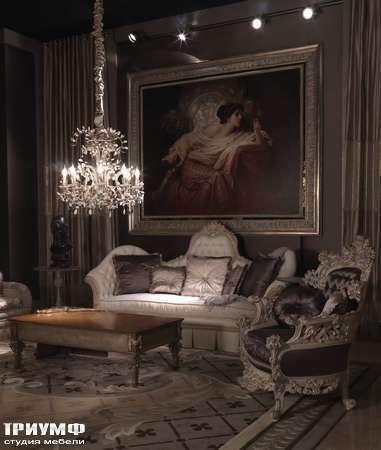 Итальянская мебель Jumbo Collection - Диван BOH-43v