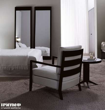 Итальянская мебель Porada - Кресло bryant high max