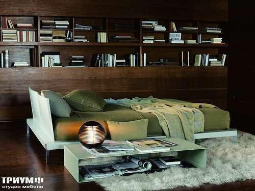 Итальянская мебель Ivano Redaelli - Кровать Seline для двоих