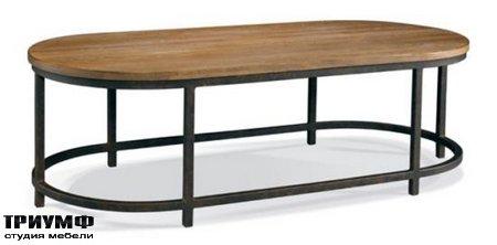Американская мебель Precedent - Oval Cocktail Table