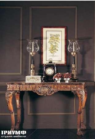 Итальянская мебель Jumbo Collection - Консоль резная Sheraton