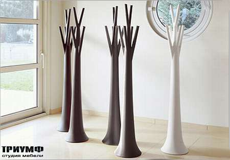 Итальянская мебель Bonaldo - вешалка Tree
