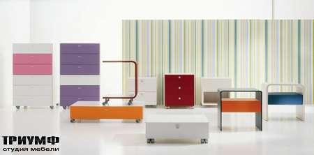 Итальянская мебель Di Liddo & Perego - Различные тумбы и комоды