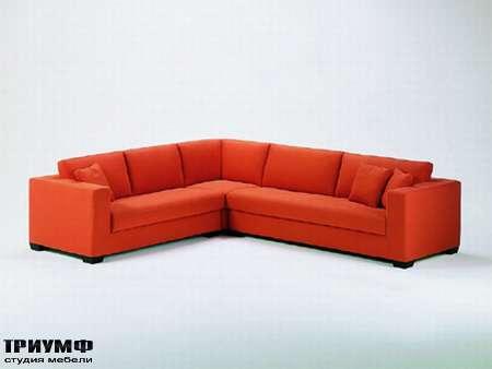 Итальянская мебель Futura - Диван-кровать, модерн Square
