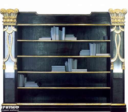 Итальянская мебель Cornelio Cappellini - Стеллаж открытый с колоннами