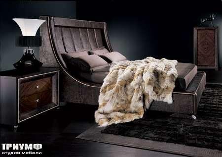 Итальянская мебель Smania - Кровать Rodolfo