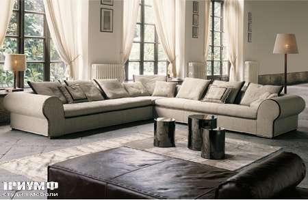 Итальянская мебель Love Luxe (Longhi) - Диван угловой классический Gold