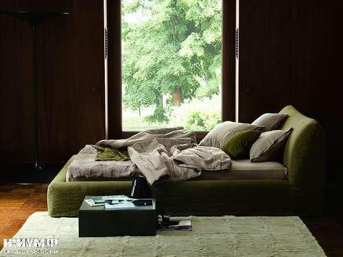 Итальянская мебель Ivano Redaelli - Кровать Maybe двойная