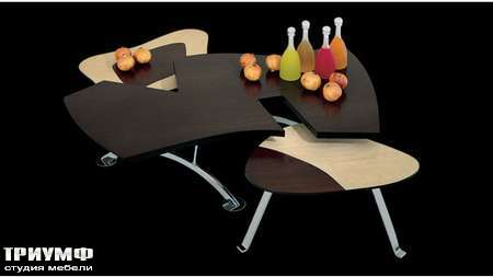 Итальянская мебель Il Loft - журнальный стол doral