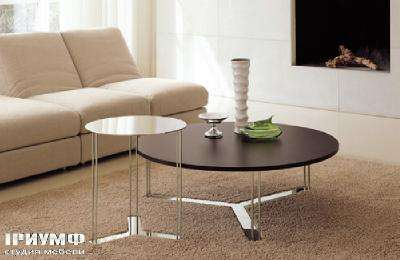 Итальянская мебель Longhi - стол журнальный shine