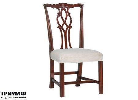 Американская мебель Kindel - Tall Chippendale Side Chair