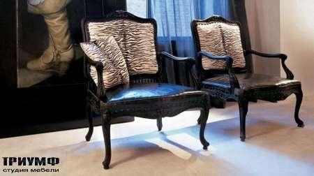 Итальянская мебель Baxter - Кресло Desdemona