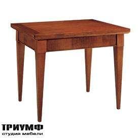 Итальянская мебель Morelato - Квадратный стол
