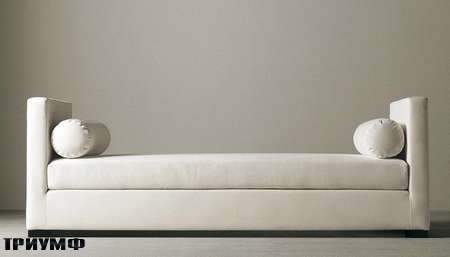 Итальянская мебель Meridiani - Лежанка Belmondo dormeuse