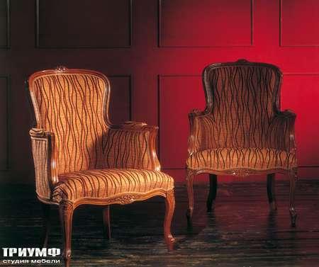 Итальянская мебель Interstyle - King кресло