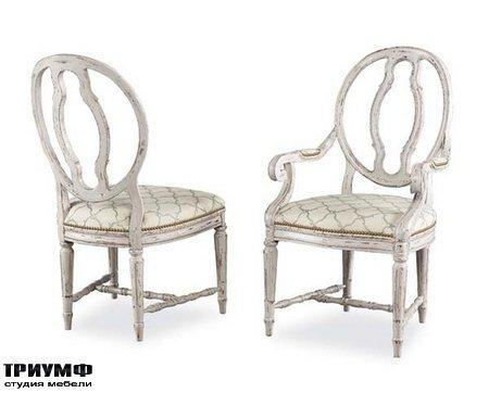 Американская мебель Hickory White - Side Chair