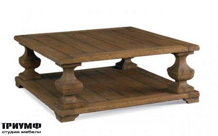 Американская мебель Precedent - Square Cocktail Table