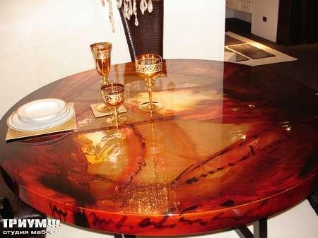 Итальянская мебель Rugiano - Стол кофейный Decoro