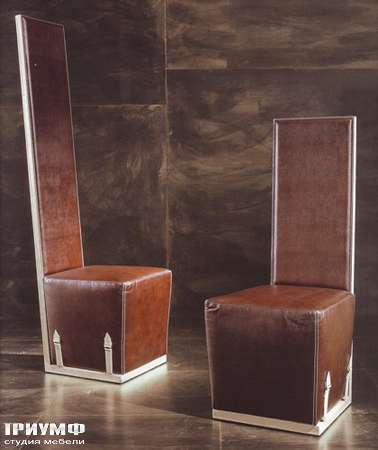 Итальянская мебель Rugiano - Стул Gio массивные