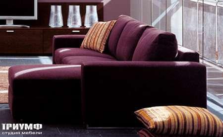 Итальянская мебель Pianca - Диван Family с лежанкой