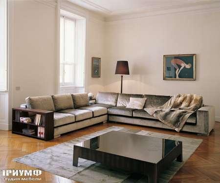 Итальянская мебель Love Luxe (Longhi) - Диван угловой современный Max