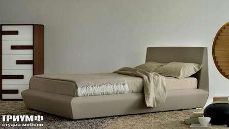 Итальянская мебель Olivieri - Кровать Skyline