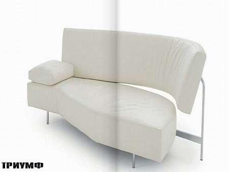 Итальянская мебель Edra - диван Shark