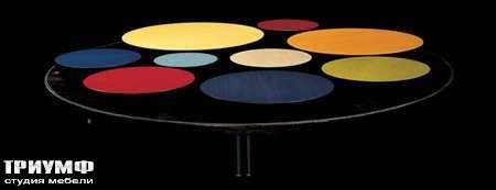 Итальянская мебель Il Loft - журнальный стол notus