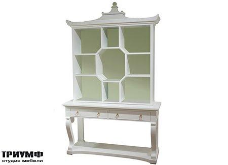 Американская мебель Kindel - Dorothy Draper Console and Curio