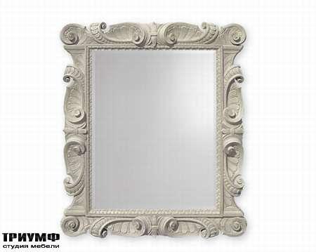 Итальянская мебель Chelini - Зеркало античное арт.1161