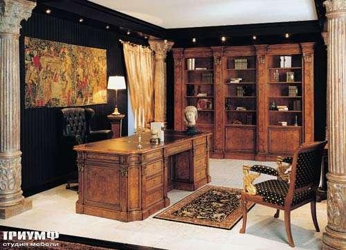 Итальянская мебель Francesco Molon - Стол с 6-ю ящиками